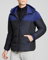 Armani Collezioni Blouson Hooded Jacket