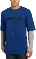 Caterpillar Men's Thermal Layered Long Sleeve T-Shirt