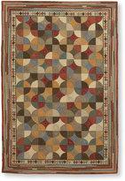 L.L. Bean Wool Hooked Rug, Tiles