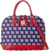 Dooney & Bourke NFL Giants Zip Zip Satchel