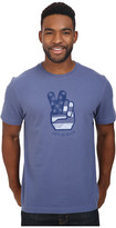 Life is Good Peace Hand Crusher Tee