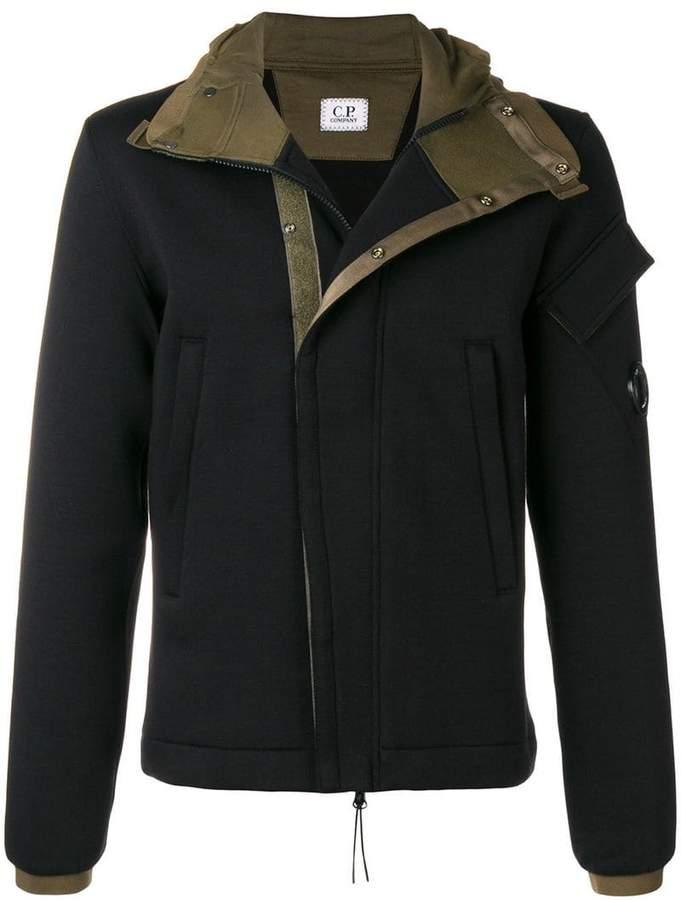 C.P. Company hooded zipped jacket