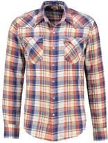 Levi's® Barstow Western Shirt Suona Burnt Ochre