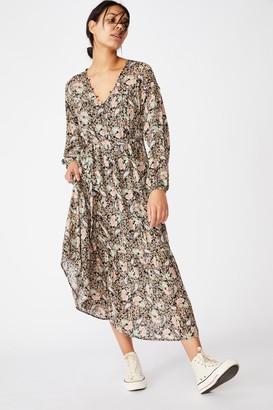 Cotton On Woven Jacinta Maxi Dress