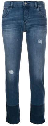 Emporio Armani Denim Cotton Jeans