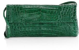 Nancy Gonzalez Gothan Crocodile Clutch