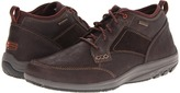 Rockport Adventure Ready Mud Guard Boot WP (Dark Brown) - Footwear