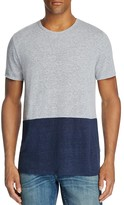 Onia Chad Color Block Tee
