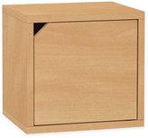 Way Basics Stackable Cube with Door