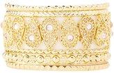 Charlotte Russe Filigree & Embellished Bangle Bracelets - 8 Pack