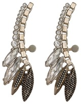 Sam Edelman Girl's Club Navette Ear Cuff Earring