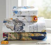 Pottery Barn Kids Star Wars(TM) The Empire Strikes Back(TM) Sheet Set