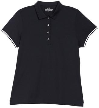 Vineyard Vines Pique Knit Polo Shirt