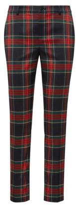 Ralph Lauren Plaid Suit Trouser