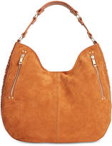 INC International Concepts Delaney Large Stud Hobo, Only at Macy's