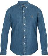 Polo Ralph Lauren Logo-embroidered denim shirt