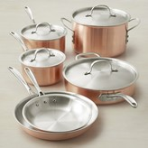 Calphalon Copper 10-Piece Cookware Set