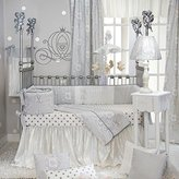 Glenna Jean Heaven Sent 4 Piece Baby Crib Bedding Set with Bumper by Sweet Potato