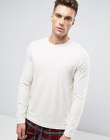 Jack Wills Henley Long Sleeve Top In Regular Fit