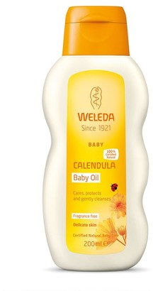Weleda Baby Calendula Oil 200Ml