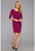 Nine West Raglan Sleeve Sheath Dress Women's Dress