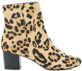 Dune Women's Pebbles Mid Heeled Suede Boots