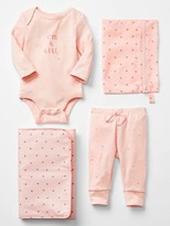 Gap Rosy star spare pair changing set
