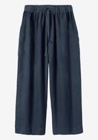 Toast Linen Japanese Lounge Trouser
