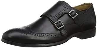 Red Tape Mens Overton Black Formal Shoe, Black (Black)