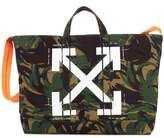 Off-White Camouflage tote