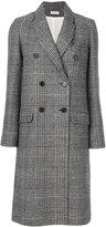 Masscob tweed coat