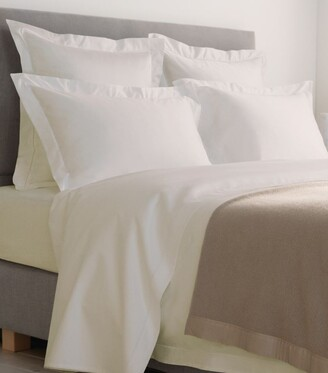 Harrods Brompton Double Fitted Sheet (135Cm X 190Cm)