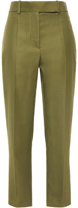 Haider Ackermann Twill Straight-leg Pants