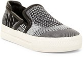 Ash Jeday S Mesh Slip-On Platform Sneaker
