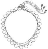 Steve Madden 3 Piece Chain Choker Necklace Set Necklace