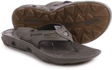 Columbia Techsun Vent Flip Leather PFG Sandals (For Men)