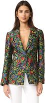 3.1 Phillip Lim Floral Blazer