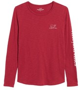 Vineyard Vines Women's Long Sleeve Logo Tee