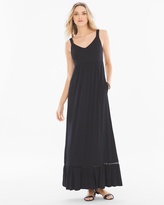 Soma Intimates Sleeveless Tiered Maxi Dress