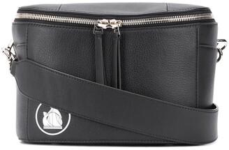 Lanvin Logo Print Cross Body Bag