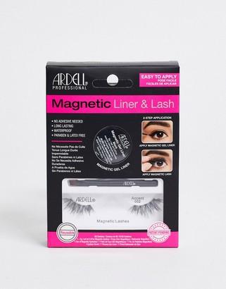 Ardell Magnetic Lash Kit - Accent 002-Black
