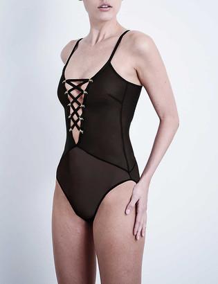 Coco de Mer Medusa mesh body
