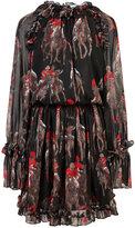 MSGM jockey print dress