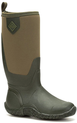 The Original Muck Boot Company Women's Rain boots Moss - Green Blaze Tall Boot - Women