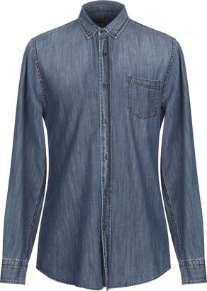 Trussardi Jeans Denim shirts