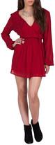 Volcom Woven Peasant Dress