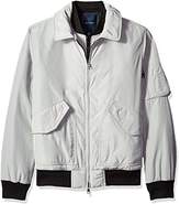 Nautica Men's Military Bomber Jacket