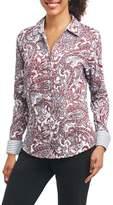 Foxcroft Lauren Romantic Paisley Shirt