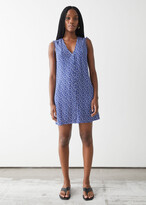 Thumbnail for your product : And other stories Sleeveless Printed Mini Dress