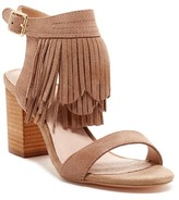 Restricted Kissy Fringe Heel